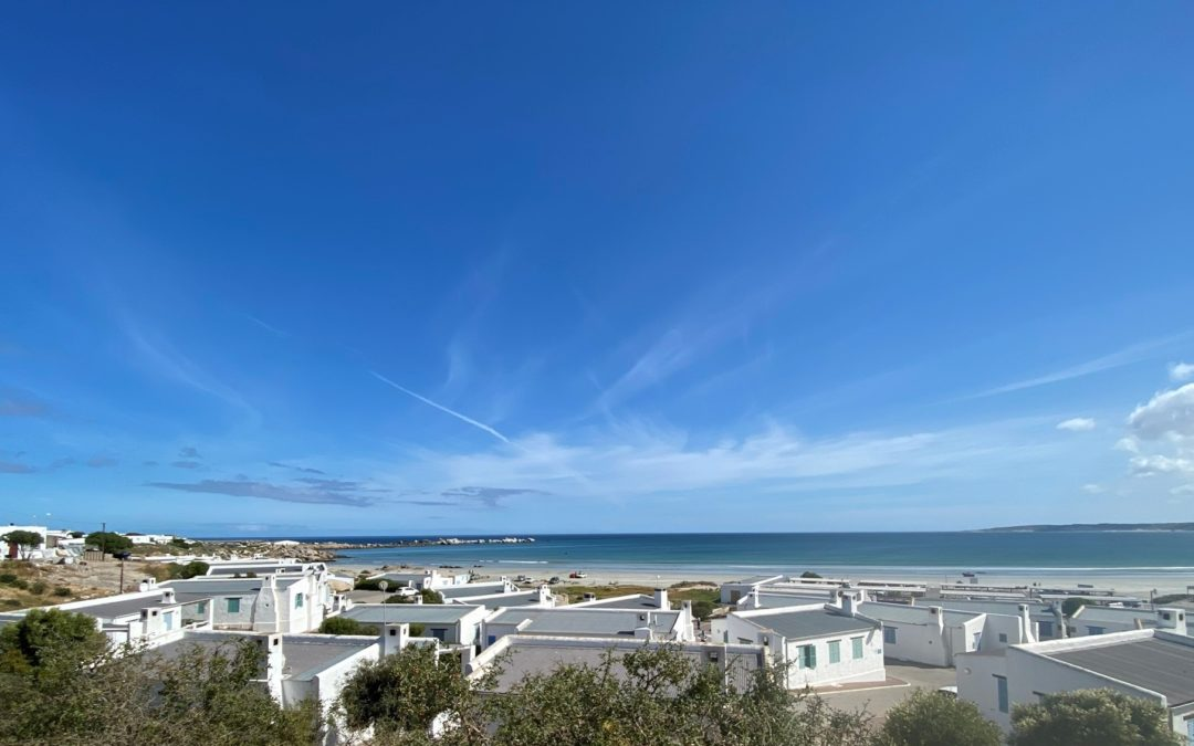 What's happening in Paternoster?