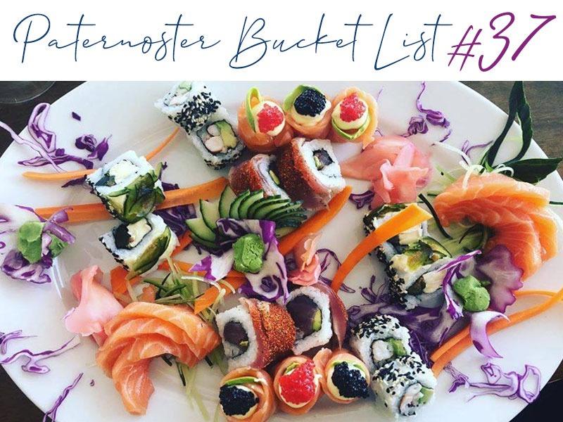 De Seekat Restaurant Sushi