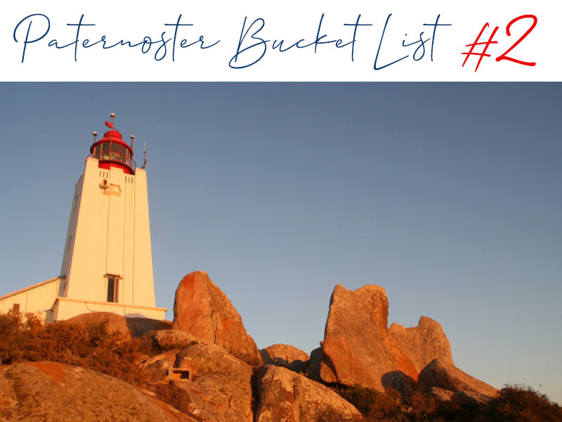 Cape Columbine Lighthouse Paternoster