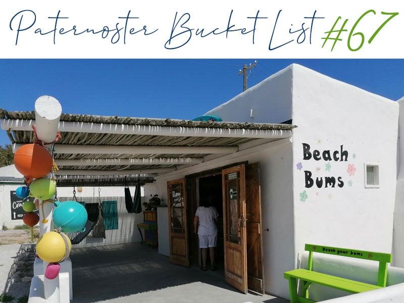 Beach Bums Paternoster
