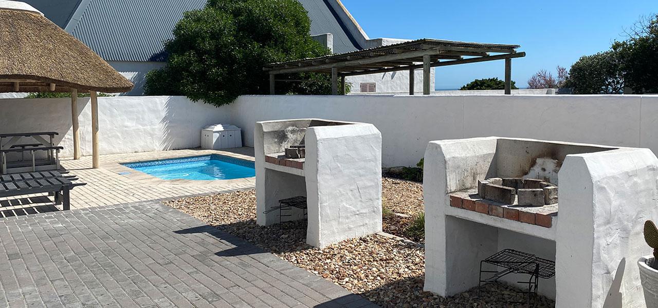 Dreamcatcher - Mint, paternoster self-catering accommodation, 1 Bedroom, book self catering accommodation, western cape, west coast accommodation, paternoster accommodation